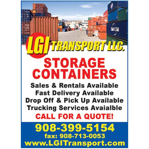 Lgi Transport  Shipping Containers